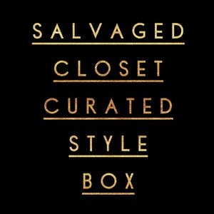 Other - Salvaged Closet Curated Style Box -5 Random Pieces